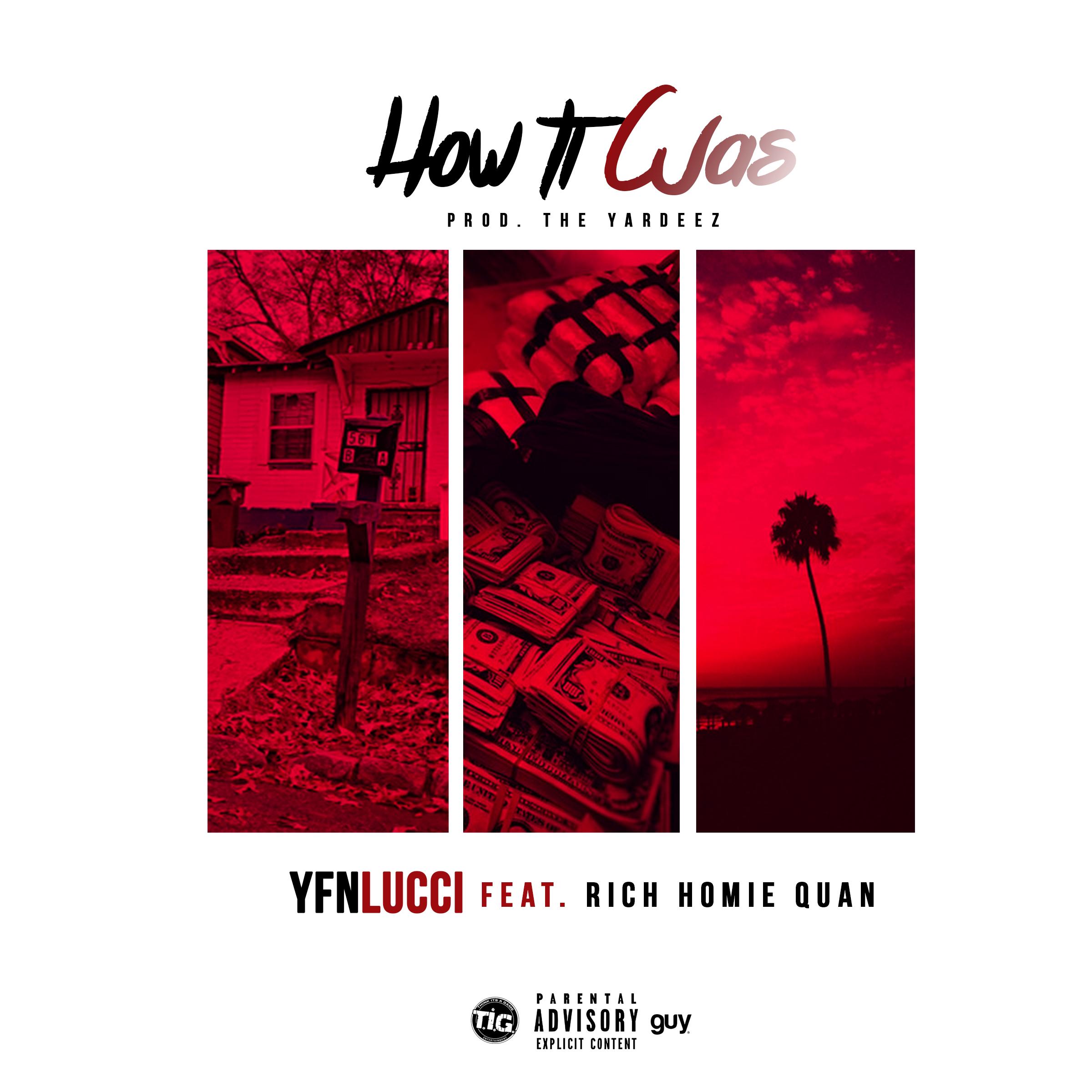 Atlanta's TIG Records' Newest Rap Star YFN Lucci