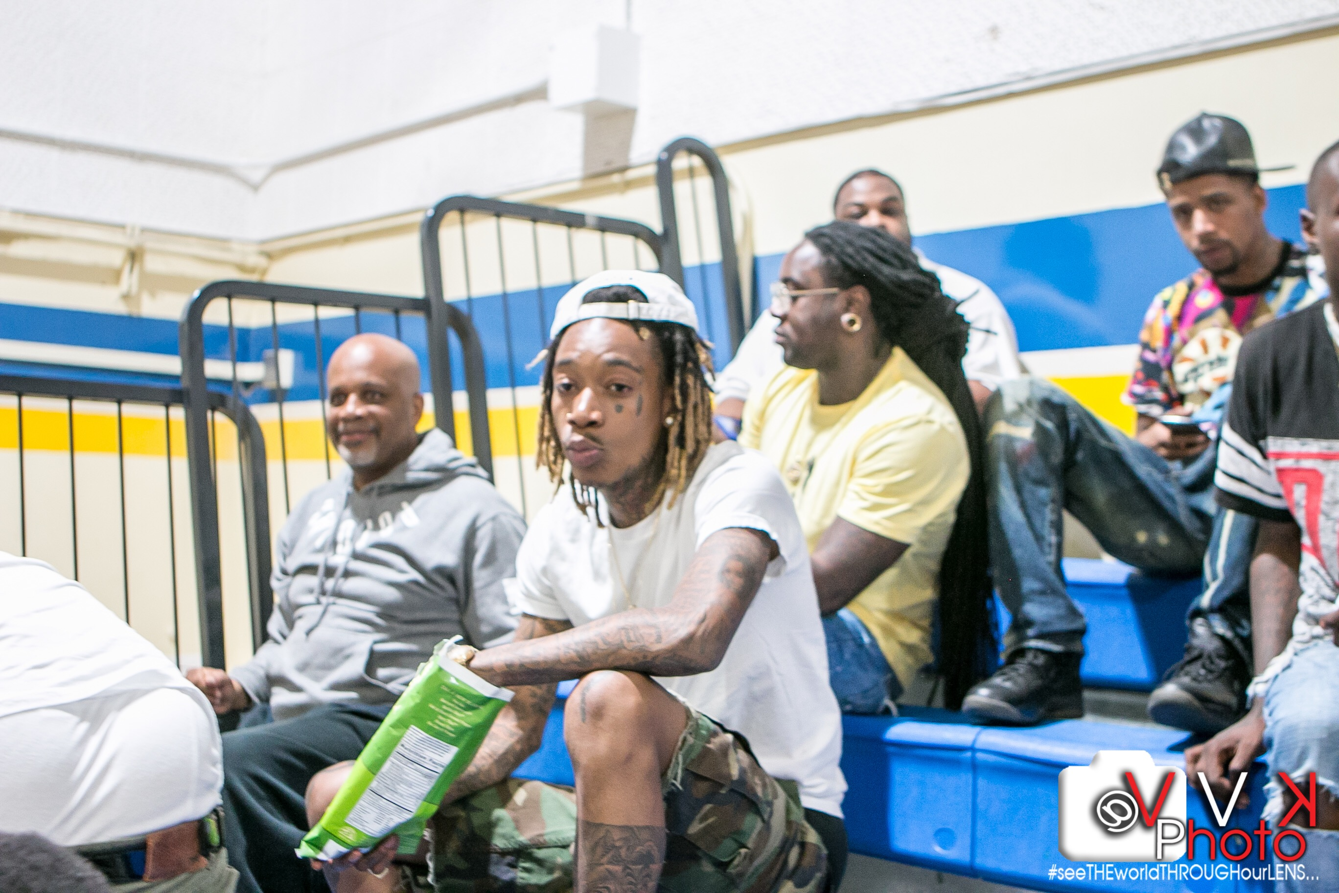 Pictures of wiz khalifa pictures of celebrities - Trinidad James Wiz Khalifa Dj Paul Nipsey Hussle Problem Safaree Mally Mall More Give Back To Community At 2nd Annual Camp James Celebrity
